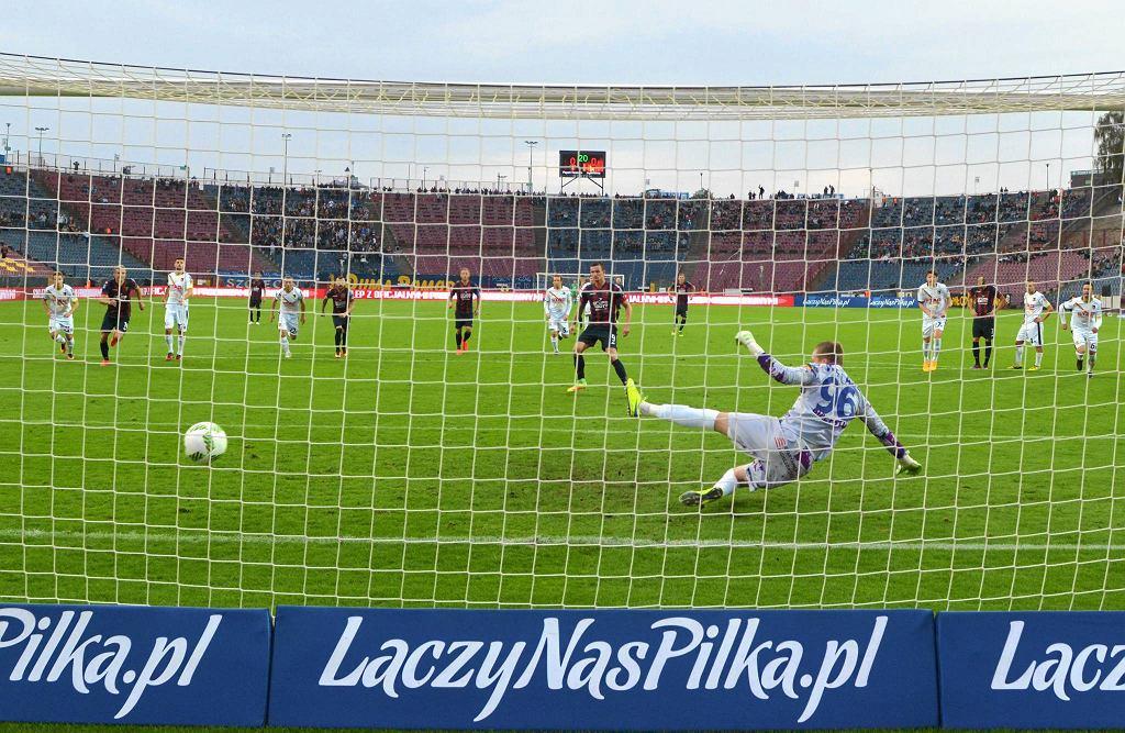 Pogoń Szczecin 4:1 Jagiellonia Białystok
