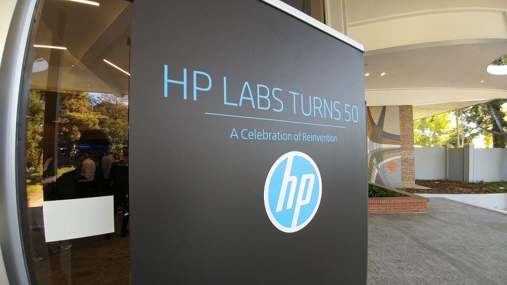 HP Labs w Palo Alto