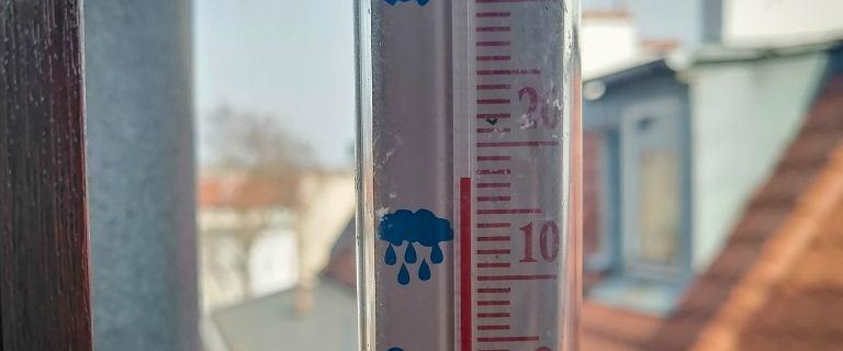 Duży zwrot w pogodzie. IMGW: W Ustce temp. spadła o 11 stopni w 20 minut