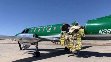 USA. Katastrofa lotnicza w pobliżu Denver