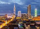 Herbaciane pola, dużo kolendry i wszędzie Kaczyński. W czym tkwi urok Batumi?