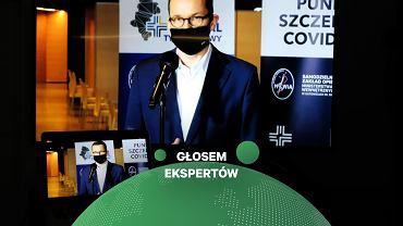 Mateusz Morawiecki ogłasza Plan Odbudowy