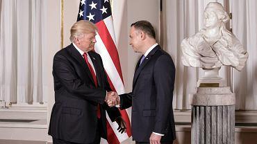 18 września Andrzej Duda spotka się z Donaldem Trumpem