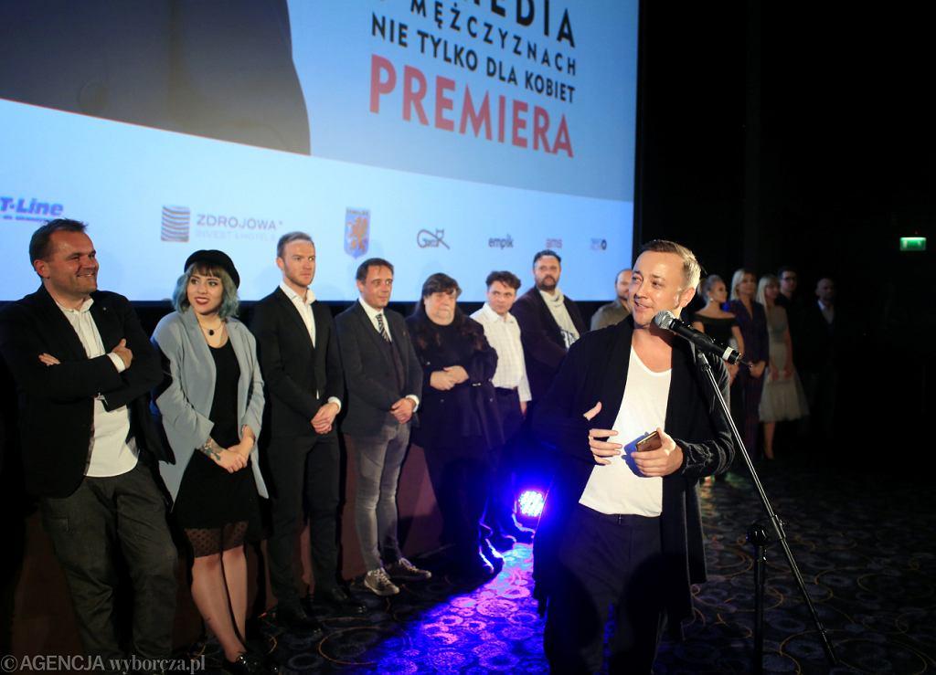 Premiera filmu Szkoła uwodzenia Czesława M.