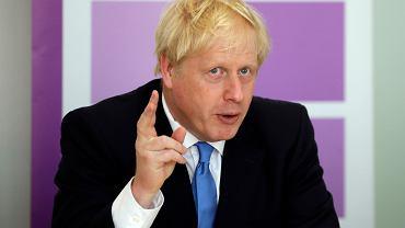 Twardy brexit coraz bardziej prawdopodobny. Boris Johnson zapewnia, że wyprowadzi Wielką Brytanię z UE 31 października.