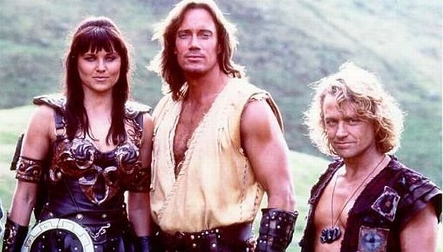 Xena, Herkules, Kevin Sorbo, Lucy Lawless
