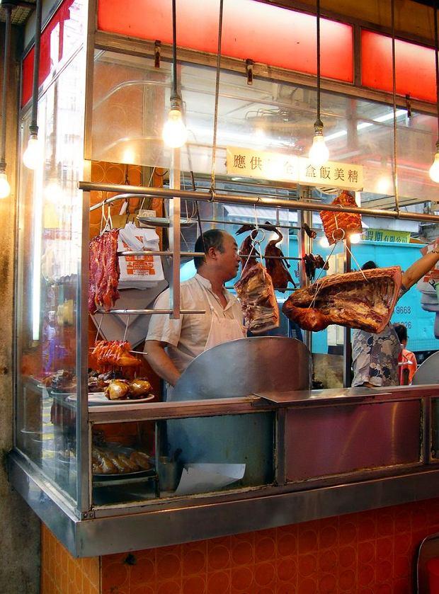Hongkong, Chiny