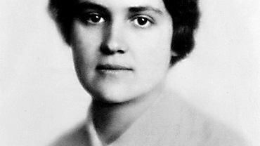 Karolina Lanckorońska, ok. 1918 r.