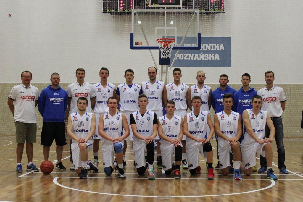 Drużyna Biofarm Basket Poznań