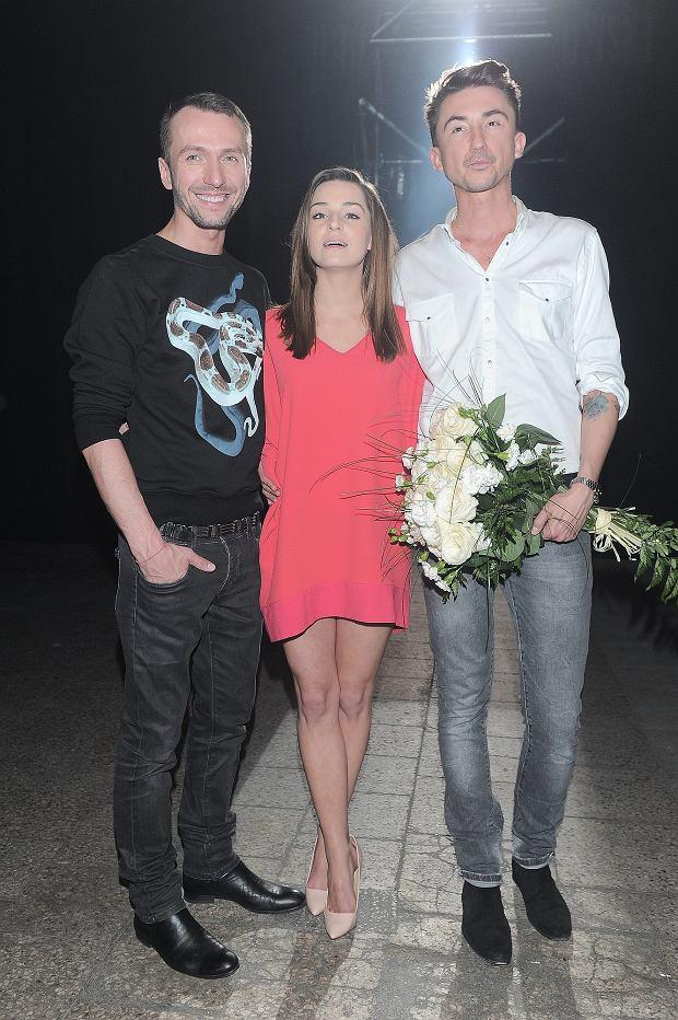 Marcin Paprocki, Mariusz Brzozowski, Agnieszka Więdłocha