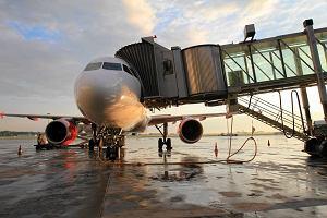 Jest przetarg na rękawy dla gdańskiego lotniska