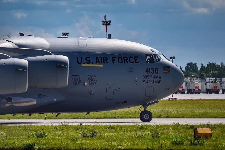 C-17 Globemaster III US Air Force