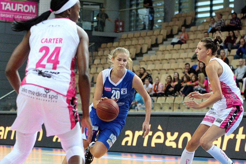 Tauron Basket Liga Kobiet: Artego Bydgoszcz - KSSSE AZS PWSZ Gorzów 72:55 (21:19, 14:14, 19:6, 18:16)