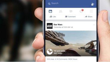 Nowy rodzaj wideo na Facebooku