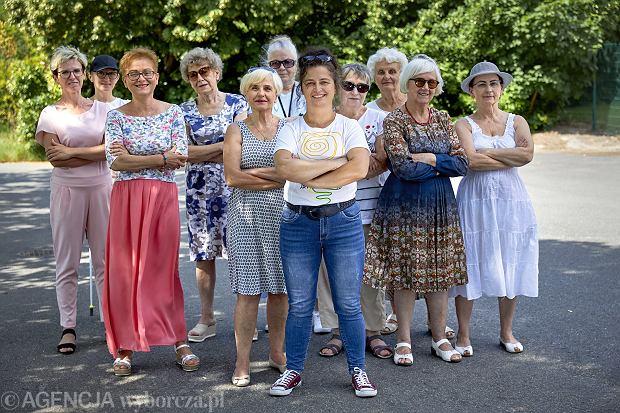Kobiety z Konina, czyli Eduza Silver Klub. Większość z nich to wyszkolone animatorki społeczne