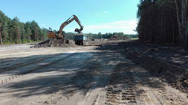 Kolejny fragment szlaku Via Carpatia w budowie