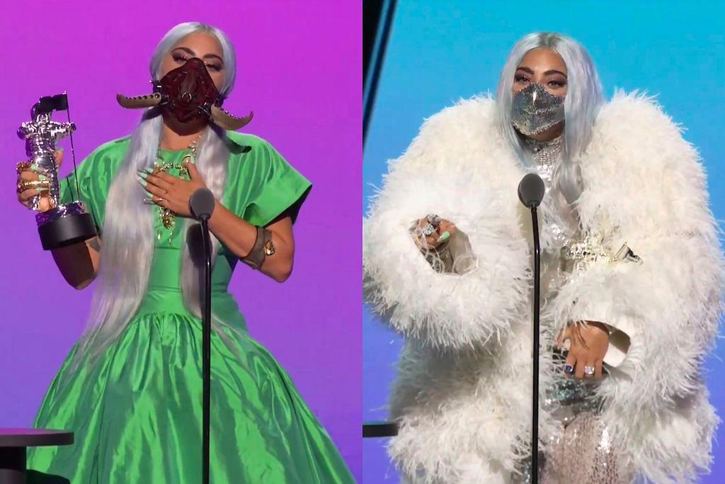 Lady Gaga na MTV VMA 2020