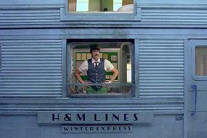 """Adrien Brody w kampanii H&M """"Come Together"""" wyreżyserował Wes Anderson"""