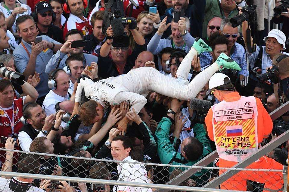 F1 Grand Prix Rosji (Soczi 2016)
