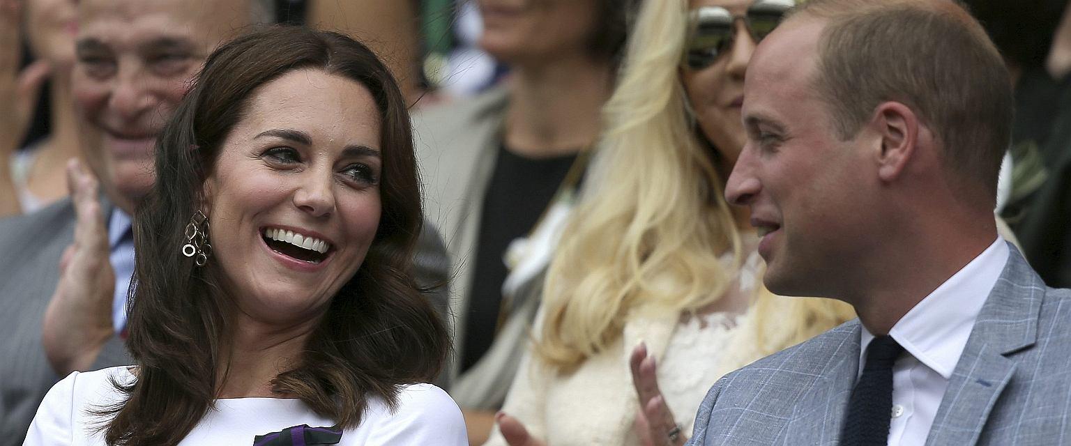 Księżna Kate i książę William (fot. Daniel Leal-Olivas/AP)