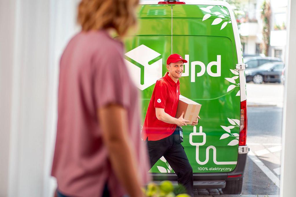 Firma DPD przestawia się na zielony transport