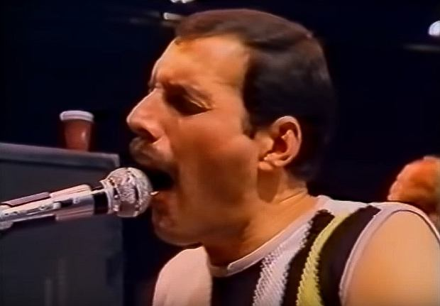 QUEEN - Live Aid