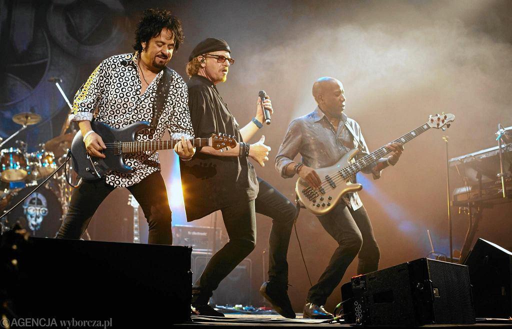 Zespół Toto w łódzkiej Atlas Arenie