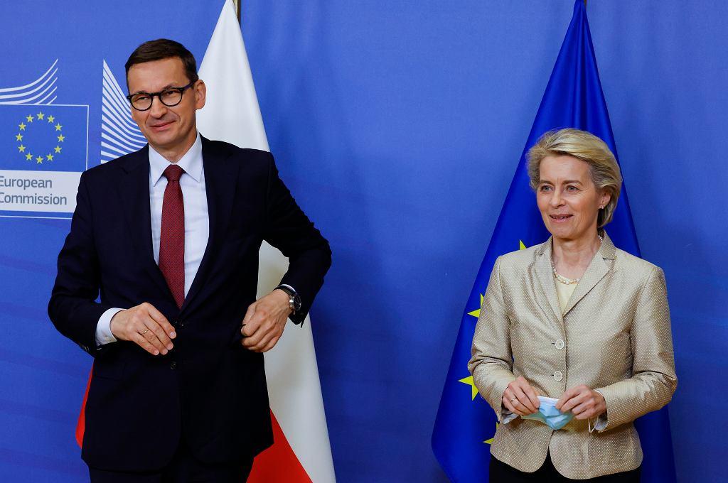 Belgium EU Poland