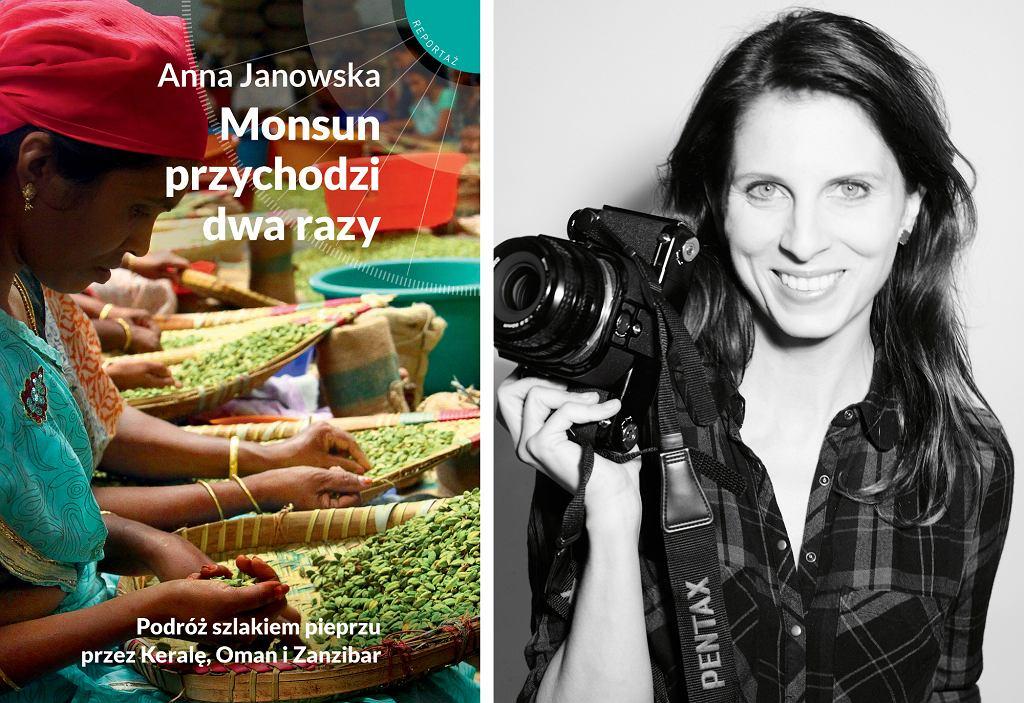 Książka ''Monsun zawsze przychodzi dwa razy...'' ukazała się nakładem wydawnictwa Agora (fot. materiały prasowe / Marek Straszewski)