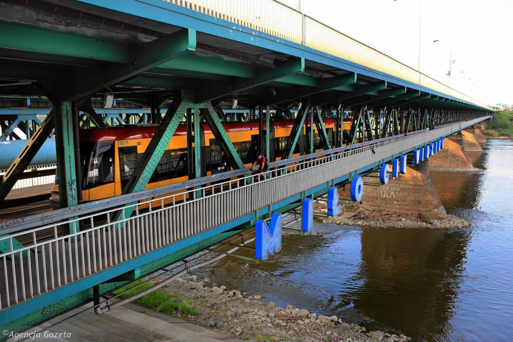 Most Gdański / JACEK MARCZEWSKI