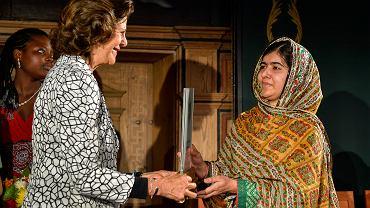 Malala otrzymała Światową Nagrodę Praw Dziecka