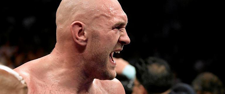 Tyson Fury tłumaczy wybór najbliższego rywala. Był krytykowany