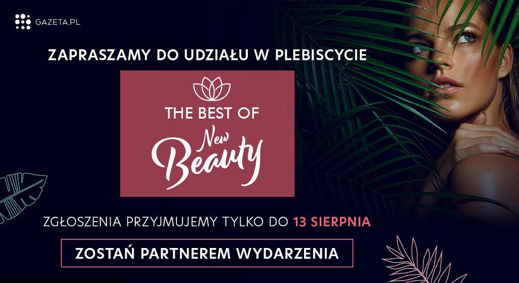 Zapraszamy do udziału w plebiscycie 'The Best of New Beauty'
