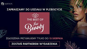 """Zapraszamy do udziału w plebiscycie """"The Best of New Beauty"""""""