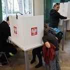 Aż 84-procentowa frekwencja w komisji na Bielanach w Warszawie
