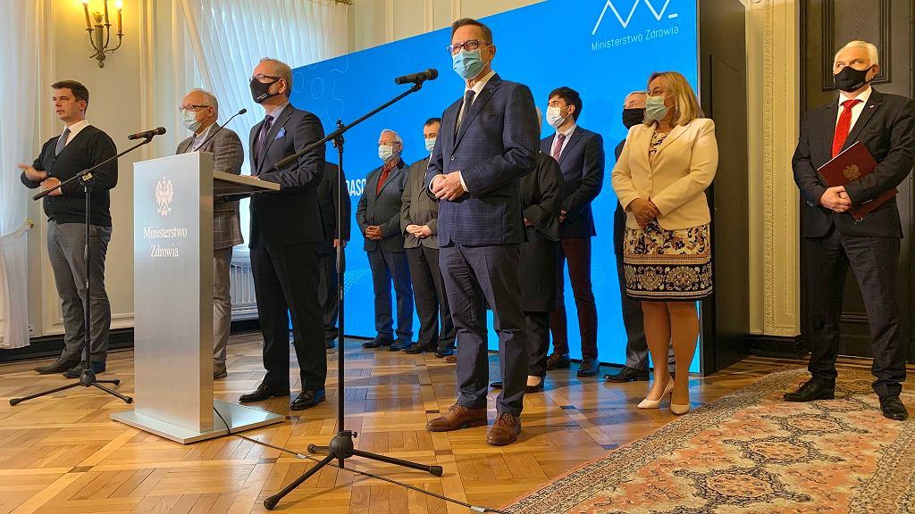 Konferencja Ministerstwa Zdrowia