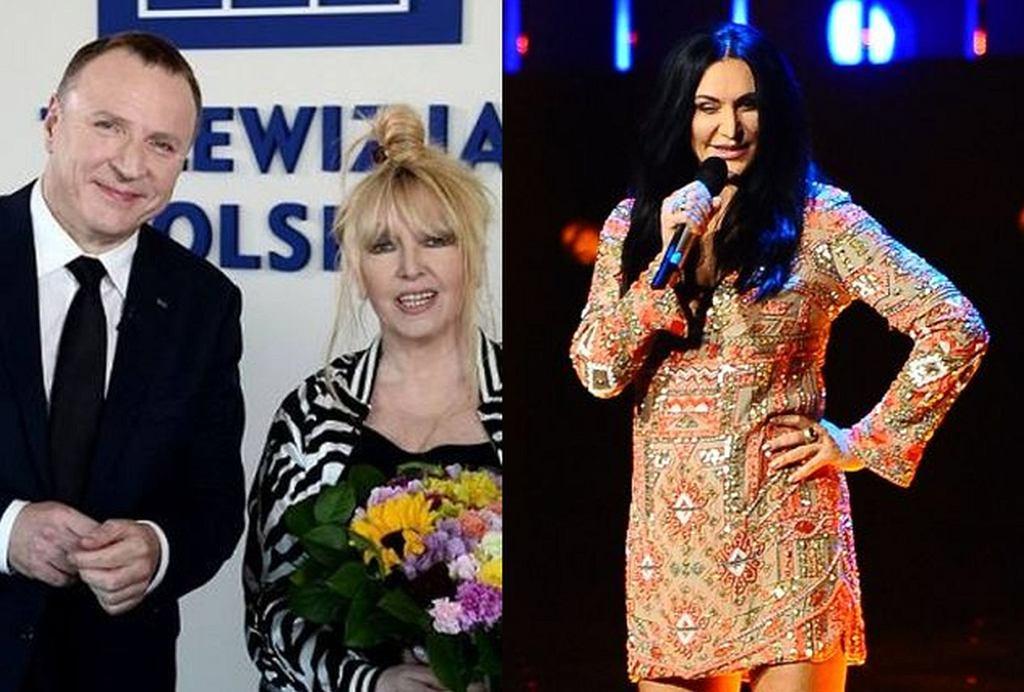 Jacek Kurski i Maryla Rodowicz, Kayah