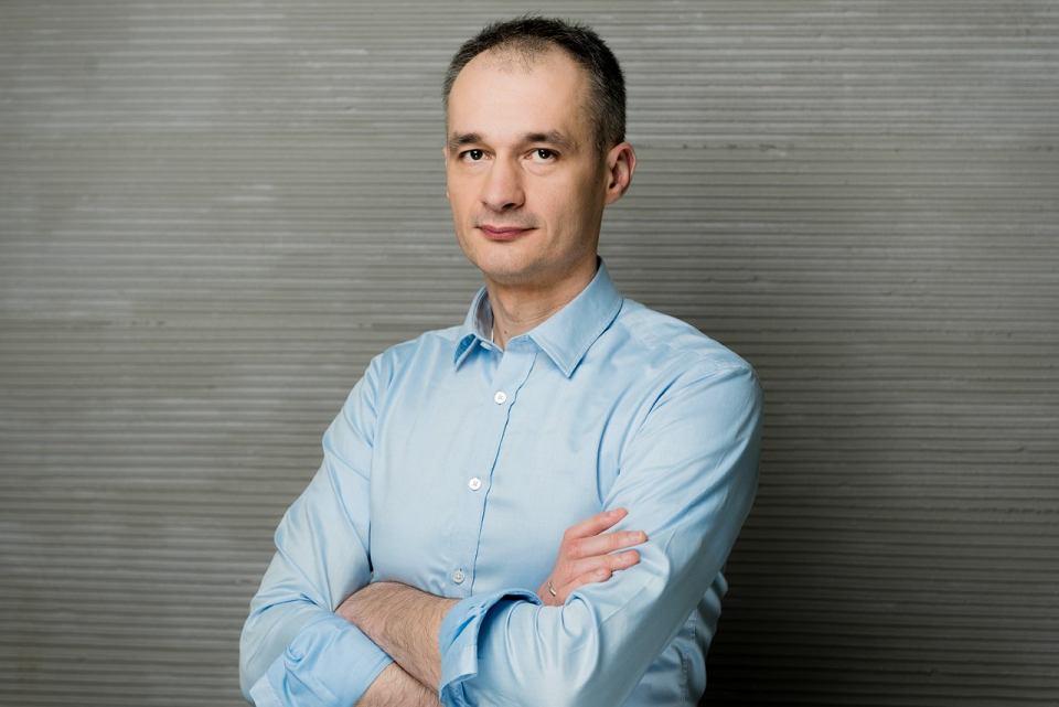 Maciej Gramatyka, wiceprezydent Tychów