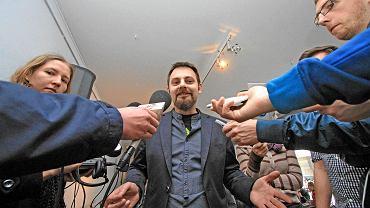Piotr Bernatowicz będzie dyrektorem CSW Zamek Ujazdowski.