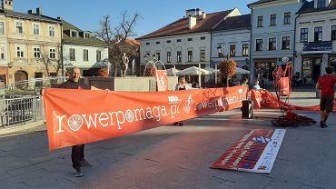 Fundacja Ekologiczna Arka zorganizowała w czwartek w Bielsku-Białej finał 5. już edycji akcji Rower Pomaga. W czasie wydarzenia ekolodzy rozdali rowery dzieciom z domów dziecka.