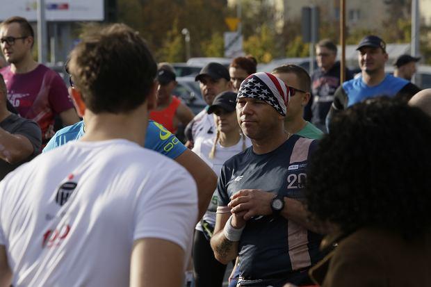 Zdjęcie numer 25 w galerii - Ponad 1200 biegaczy na starcie 37. Toruń Maraton, wygrał Łukasz Oskierko [ZDJĘCIA]
