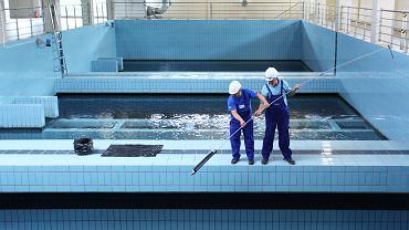 Uzdatnianie wody we wrocławskim MPWiK - filtry