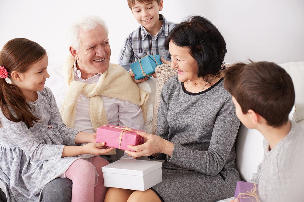 Jaki prezent na Dzień Babci i Dziadka?