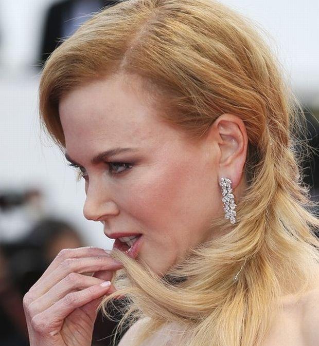 """Nicole Kidman, Ceremonia otwarcia i pokaz filmu """"Grace, księżna Monako"""", festiwal w Cannes, 14. maja 2014"""