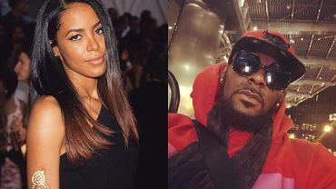Aaliyah, R. Kelly