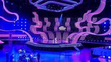 Eurowizja Junior 2019 - scena w Arena Gliwice