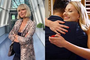 Joanna Moro zwolniona z 'Barw szczęścia'