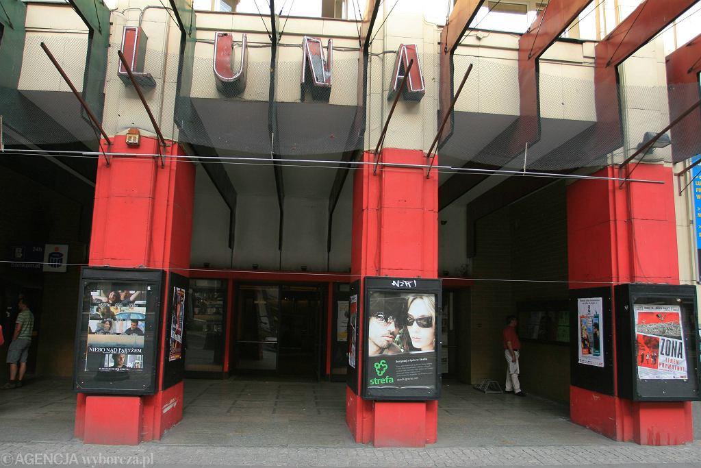 Kino Luna, Warszawa