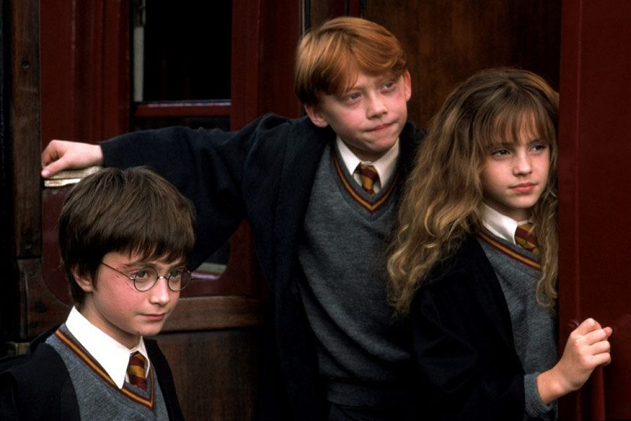 Film 'Harry Potter i Kamień Filozoficzny', reż. Chris Columbus