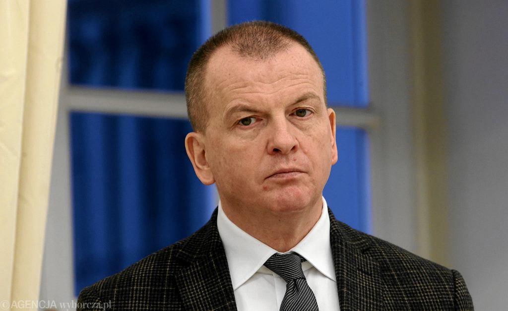 Robert Soszyński, wiceprezydent Warszawy odpowiedzialny za transport w mieście
